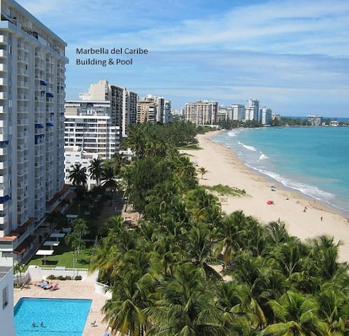 Apartment on the beach - Enjoy it! - Carolina - Apartamento