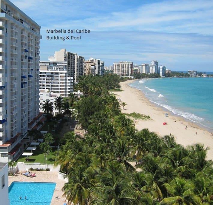 Vista Verde Apartments: Apartment On The Beach!! We Have Air Conditioner