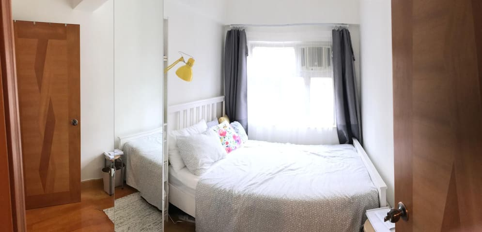 Private Bedroom - 10 Minutes from Central