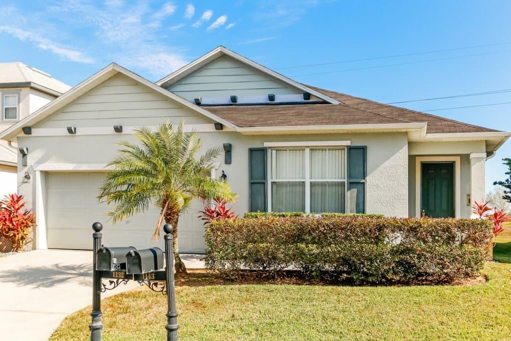 executive 4 bedroom villa near disney world houses for rent in davenport florida united states