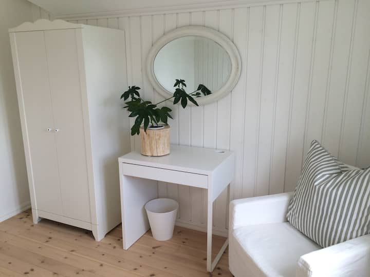 """Nature Room"" in Ås Guesthouse - close to NMBU"