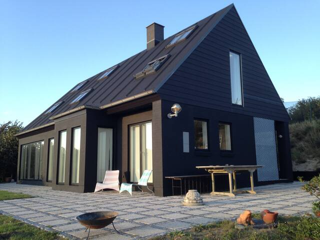 Havudsigt 175 m2. storslået natur. - Kalundborg - Huis