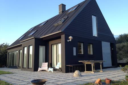 Havudsigt 175 m2. storslået natur. - Kalundborg - Dom
