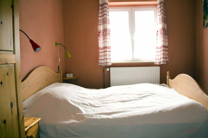 Ferienwohnung im Naturpark - Nuthe-Urstromtal - Appartement