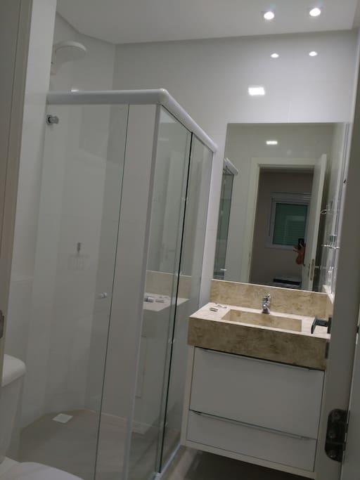 Baño suite de Soltero