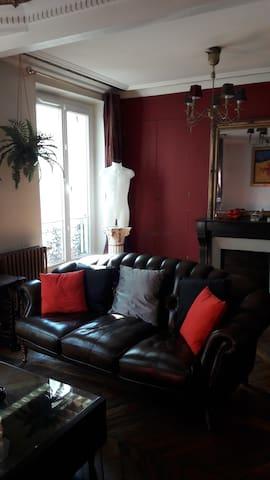 APPARTEMENT 60 METRES CARRES HOTEL DE VILLE - Pariisi - Huoneisto
