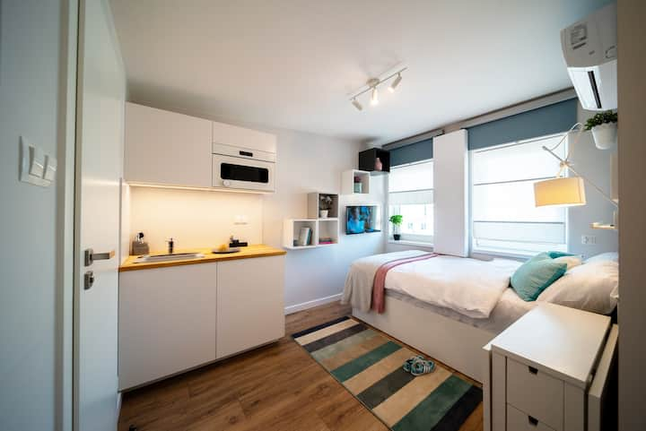 Warsaw Center - Just for One - WE Apartments