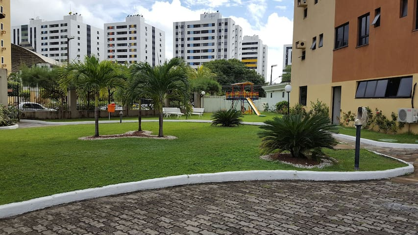 Suite muito confortável nos Jardins - Aracaju - Appartement