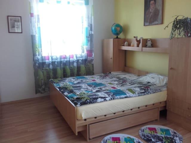 Samostatný pokoj nedaleko centra města - Litomyšl - Apartamento