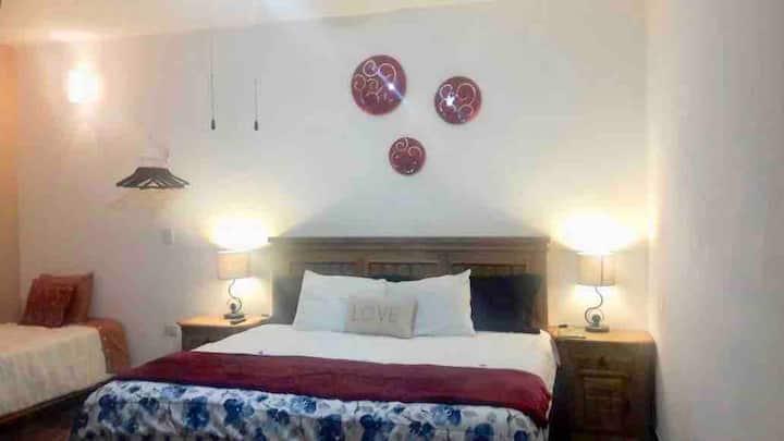 1 Casa Carranza Budget Hotel