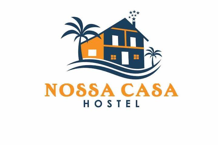 NOSSA CASA HOSTEL FORTALEZA PERTO DE TUDO