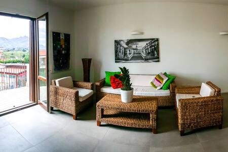 Modern new flat near Palermo - Casteldaccia - อพาร์ทเมนท์