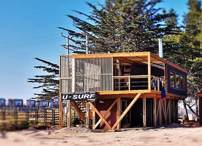 "Lobos loft ""Walk to Surf"" - Pichilemu - Casa"