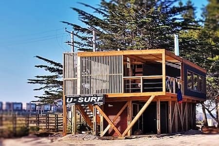 "Lobos loft ""Walk to Surf"" - Pichilemu - Haus"