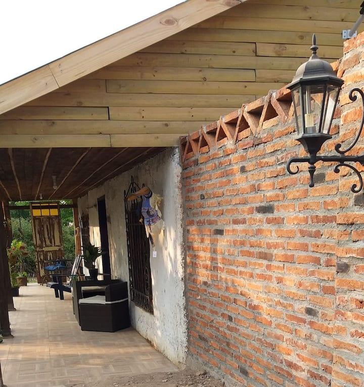 Cabañas El Desván campestre, a 2 horas de Santiago