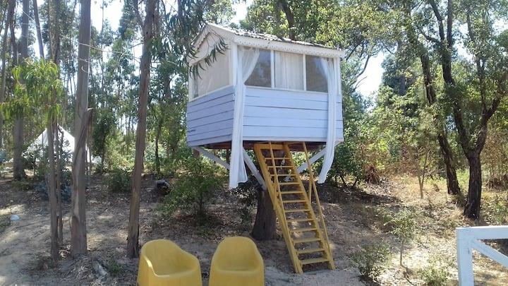 Quintal Alentejano - Tree House/Rota Vicentina