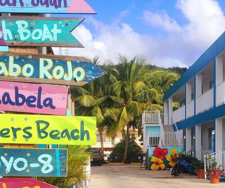 Ola Luna Beachfront Villa #1