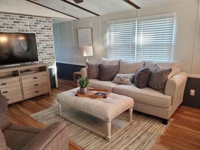 Living Room/ Queen sofa bed