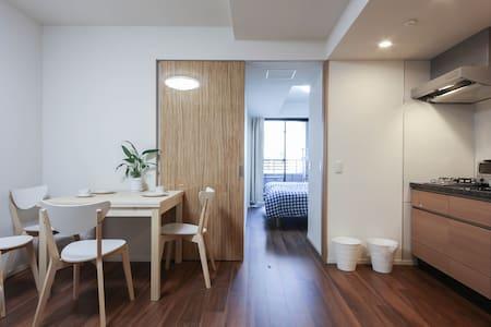 LUXURY Apartment/Awajicho sta.1min /Akihabara 8min - Chiyoda-ku - Apartment