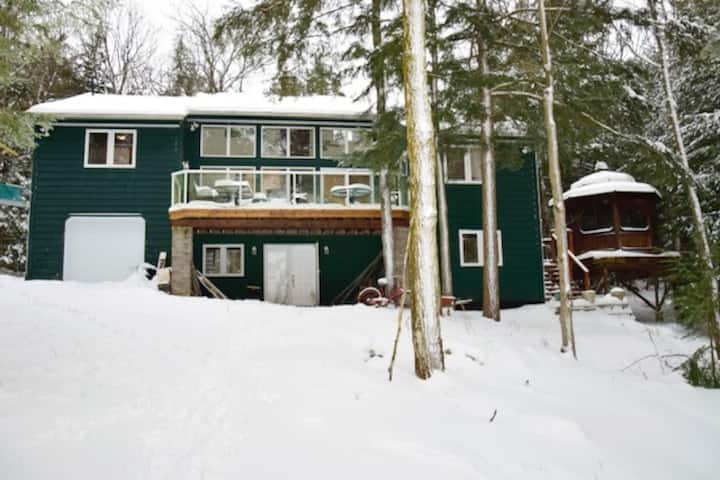Getaway very close to Toronto, ideal for families