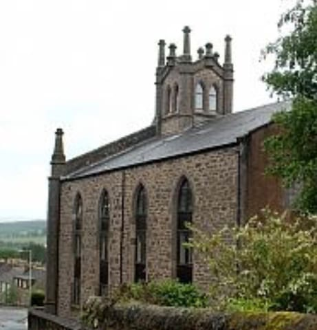 5 Star Converted Church Tower - Crieff - Flat