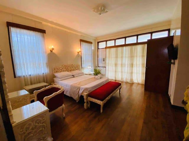 Bais City Guest Room 3 at Casa Don Julian