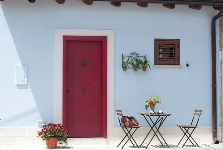 Le case del duca - Casa d'amuri - Joppolo Giancaxio - Lejlighed
