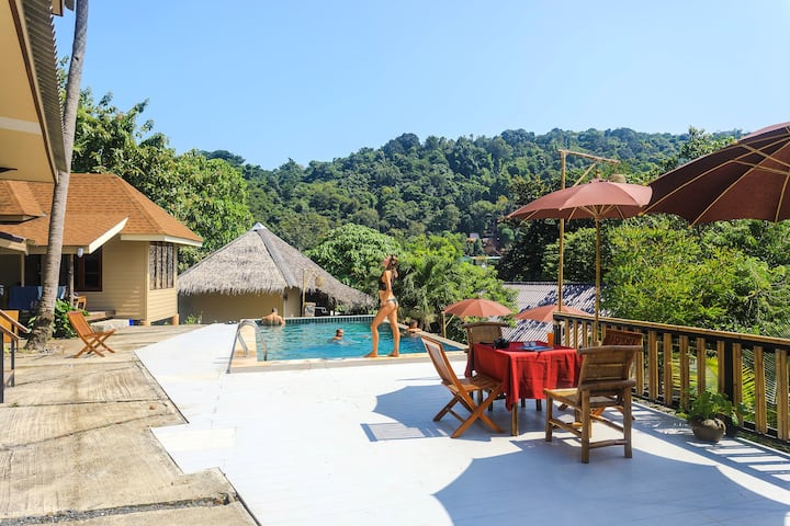 Magnificent Double Bungalow on Phi Phi!