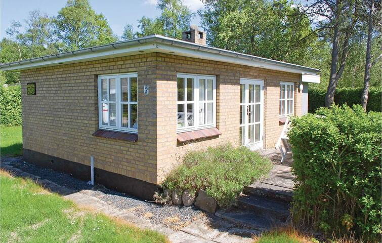 Holiday cottage with 1 bedroom on 52m² in Knebel
