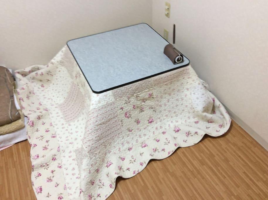 こたつ Kotatsu 被爐桌子