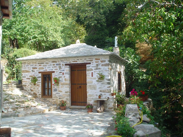 Cosy traditional stone house
