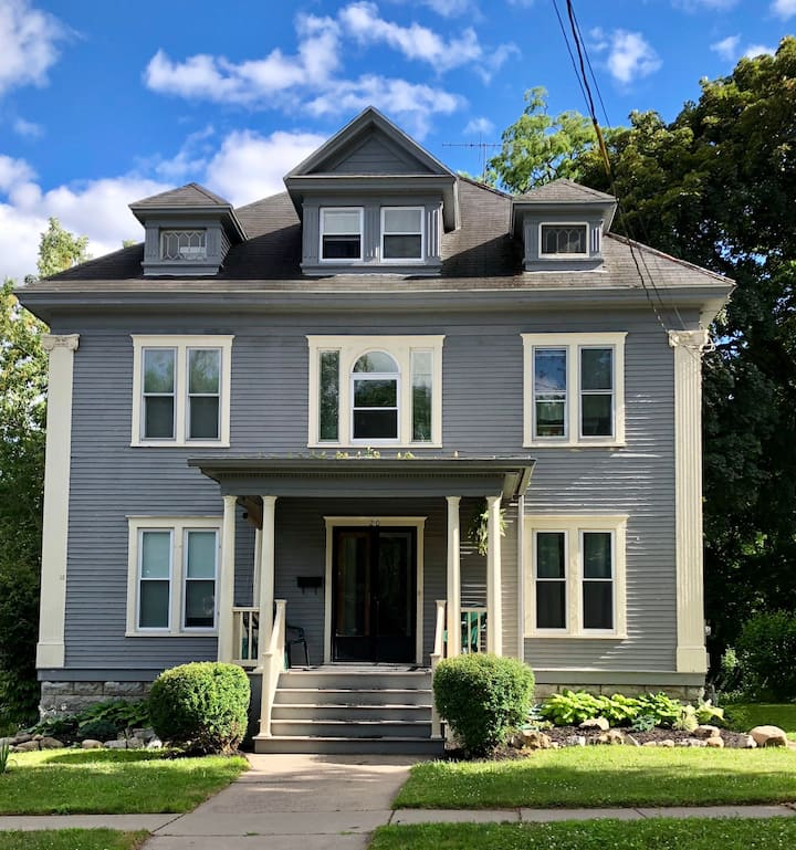 Classic Victorian Style Home