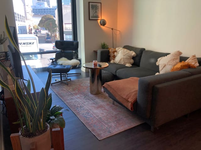 1BR Turnkey Furnished & New Apartment Hayes Valley