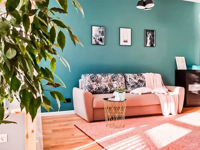 Dream Apartment. Central location. Arbat st 5 min.