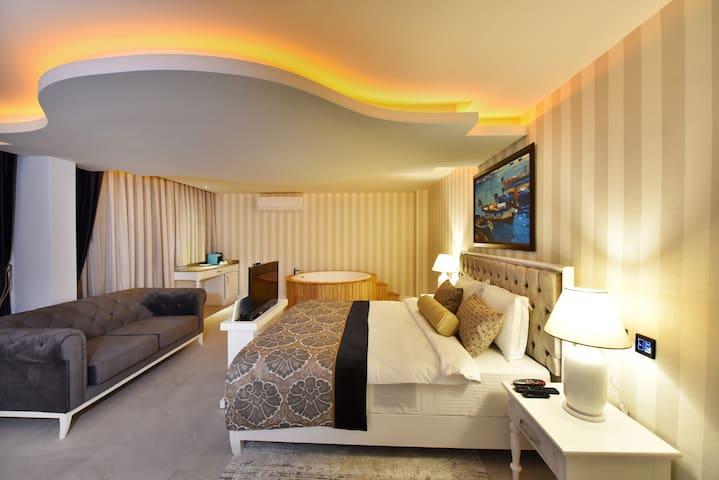 Salonika Suites hotel / Exclusive suite