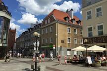 Apartament Na Staromiejskiej