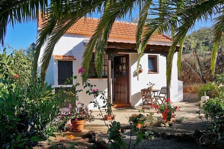 Casita Nidi - idyllisches Häuschen in Alleinlage