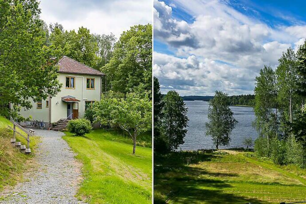 Unique surroundings in Dalsland