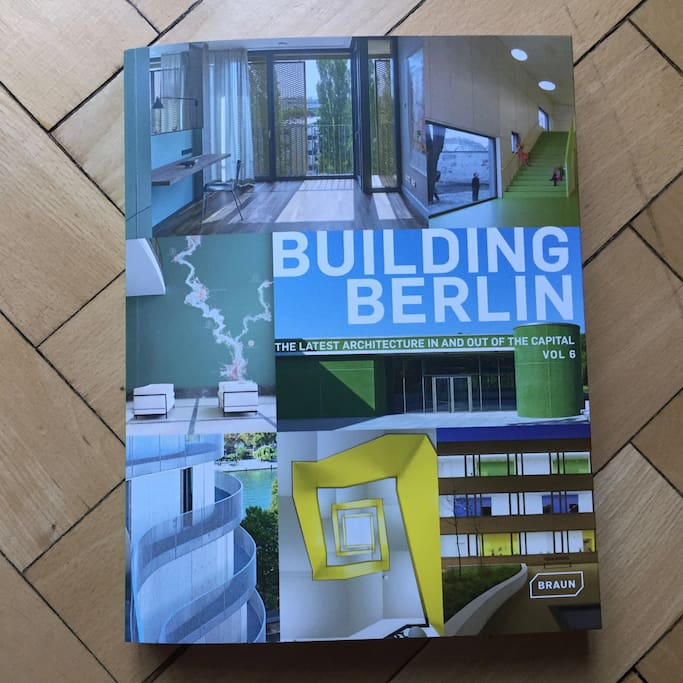 "building & apartment as published in ""Building Berlin"""