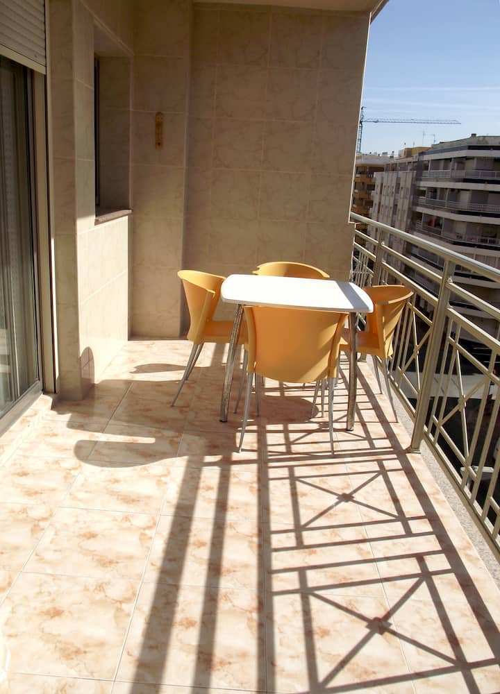 Modest Apartment One Bedroom At Torrevieja