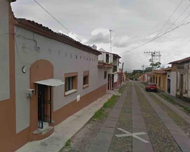 La casa de Don Pancho