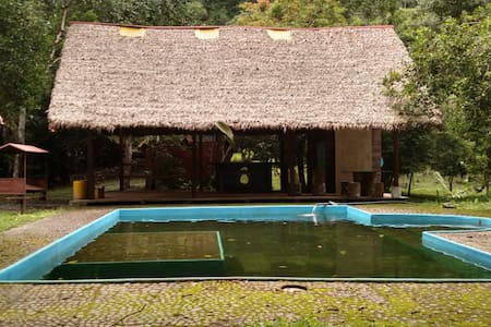 Eco Lodge & Camping Jucumari Eco Park