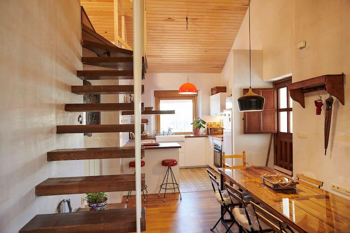 Casa Rural Deluxe. Urbión - Pinares de Soria