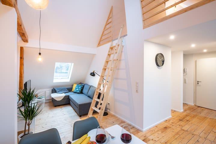 Bei Bedarf kann das Sofa in ein gemütliches 1,40m Bett verwandelt werden