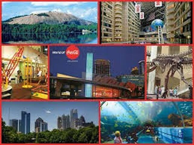 Debra's Atlanta Neighborhood Guidebook