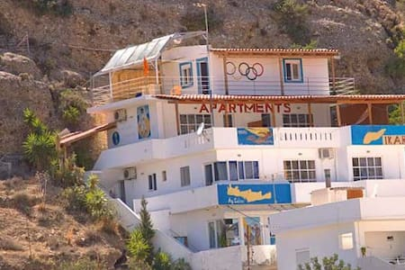 Apartments Ikaria Room 6 - Agia Galini - Wohnung