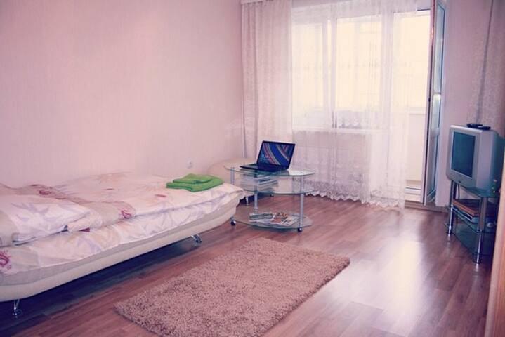 1-комнатная квартира ул. Новоселов - Рязань - Daire