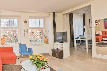 Room in 2 floor apt + roofterrace! - Amsterdam - Huoneisto