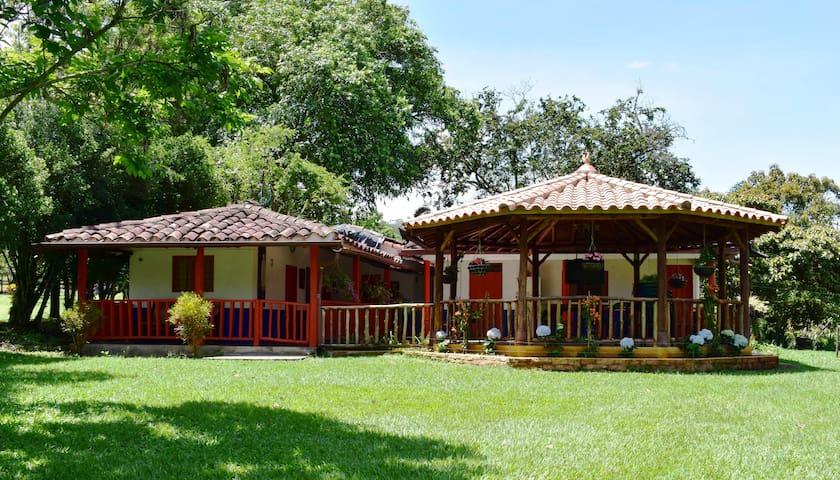 Villa Coqui Apacible Paraíso Andino LA ESPERANZA