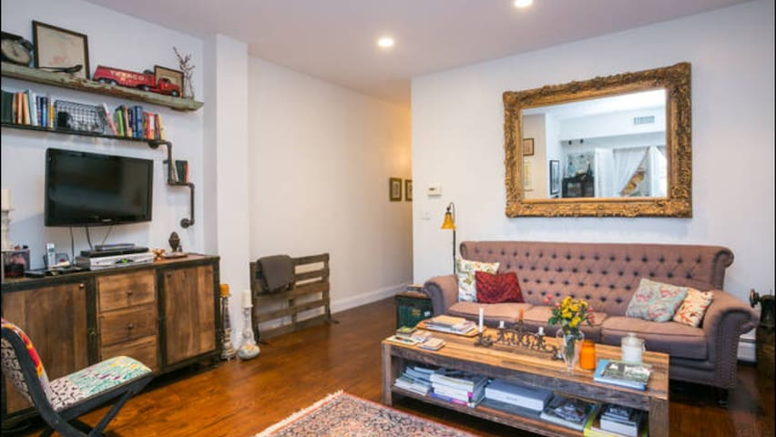 Park Slope 2 BR Long Term Rental